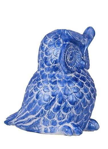Qdec Baykuş Biblo Mavi